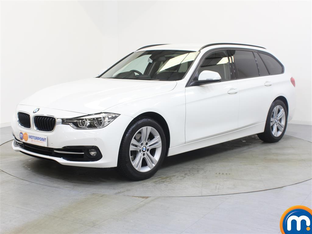 BMW 3 Series Sport - Stock Number 1053644 Passenger side front corner