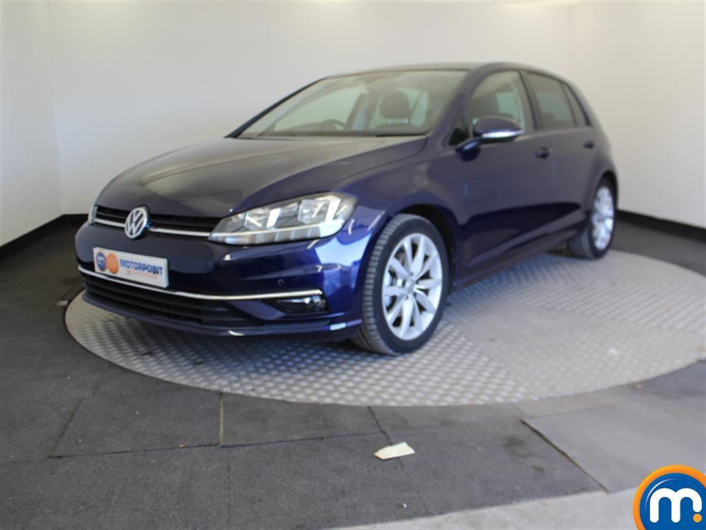 Volkswagen Golf GT - Stock Number 1055538 Passenger side front corner
