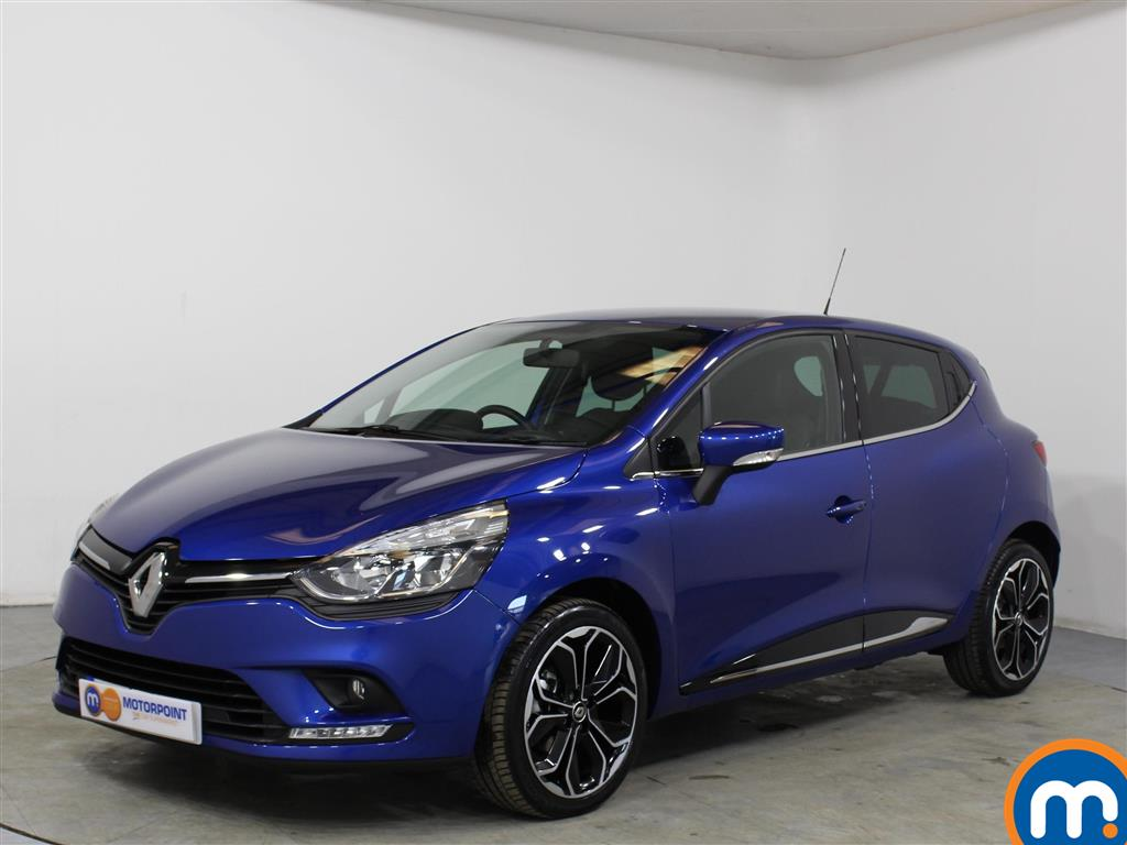 Renault Clio Iconic - Stock Number 1054449 Passenger side front corner