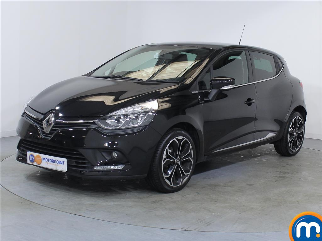 Renault Clio Iconic - Stock Number 1054385 Passenger side front corner