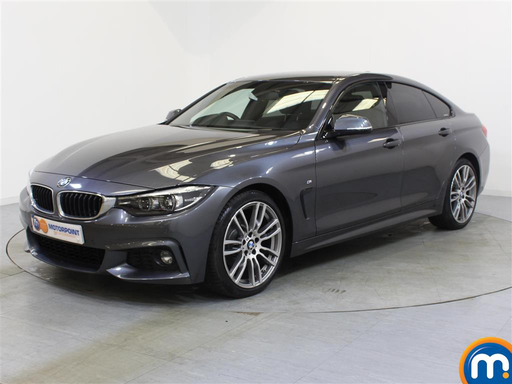 BMW 4 Series M Sport - Stock Number 1057344 Passenger side front corner