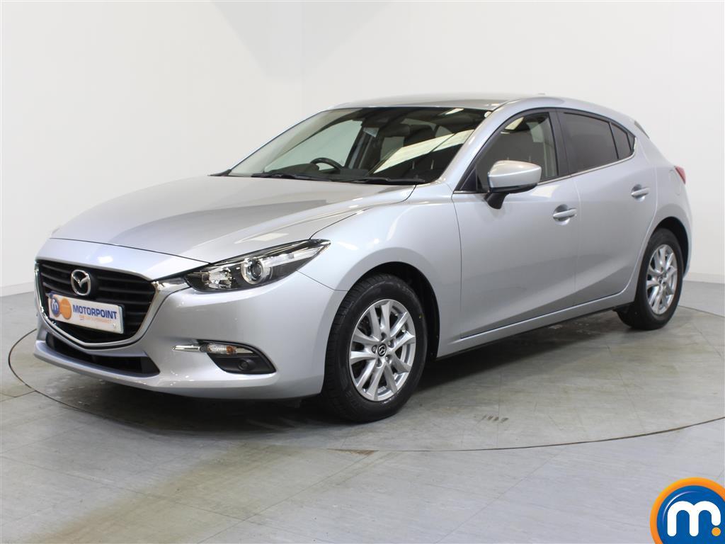Mazda 3 SE-L Nav - Stock Number 1056450 Passenger side front corner