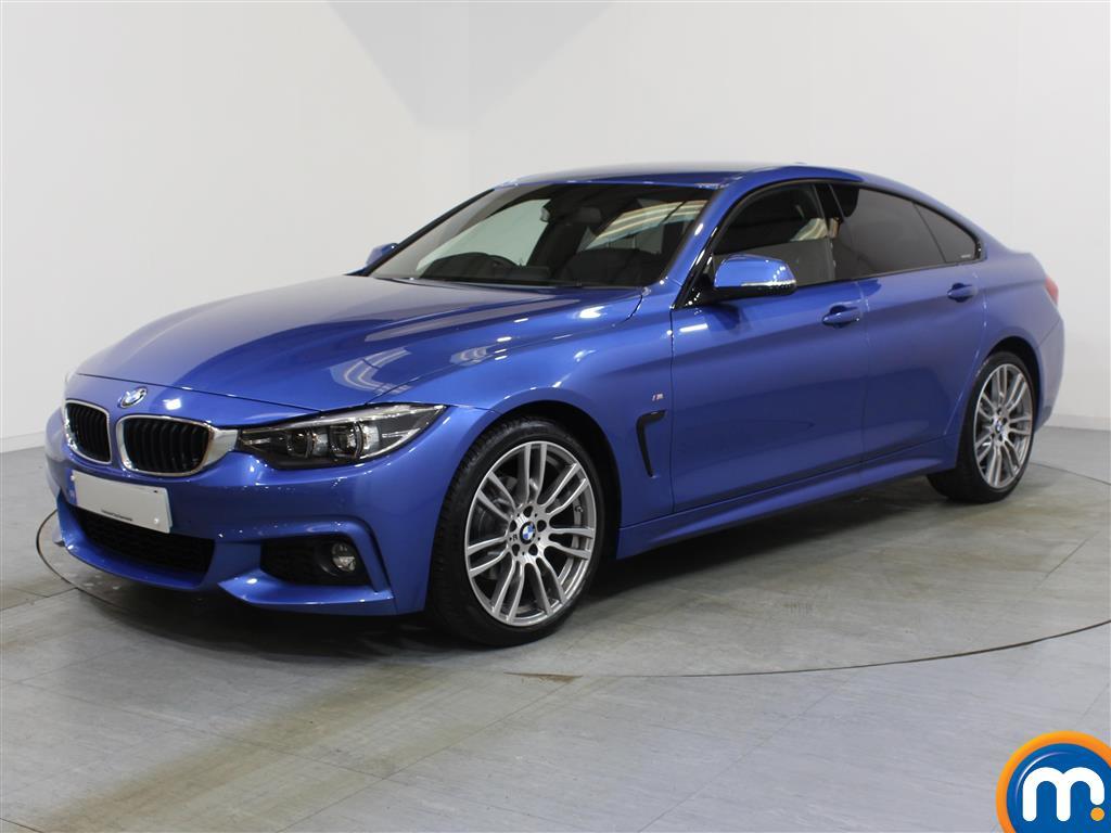 BMW 4 Series M Sport - Stock Number 1050038 Passenger side front corner