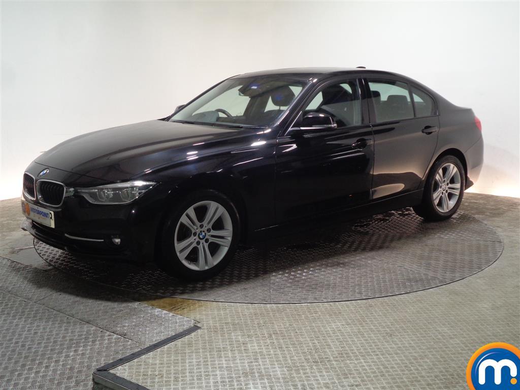 BMW 3 Series Sport - Stock Number 1057367 Passenger side front corner