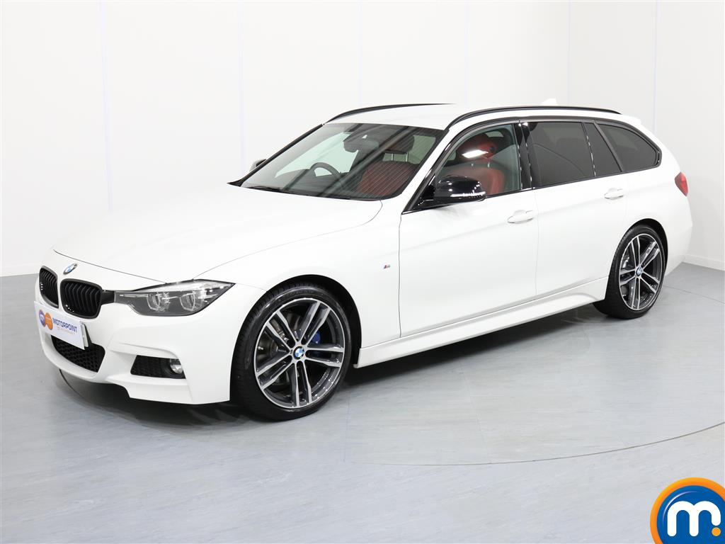 BMW 3 Series M Sport Shadow Edition - Stock Number 1057711 Passenger side front corner