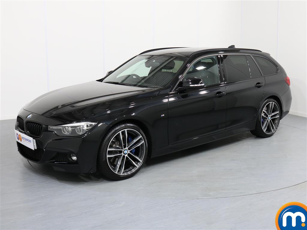 BMW 3 Series M Sport Shadow Edition - Stock Number 1058246 Passenger side front corner