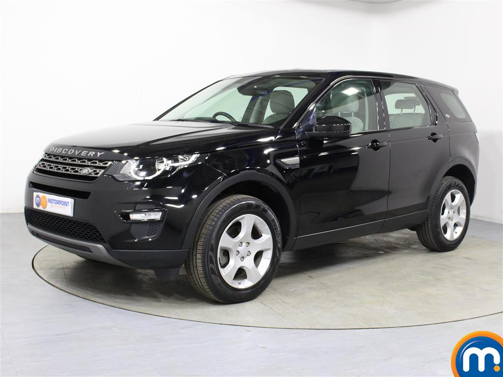 Land Rover Discovery Sport SE Tech - Stock Number 1054973 Passenger side front corner