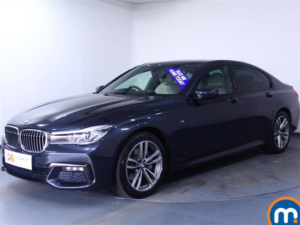 BMW 7 Series M Sport - Stock Number 1058287 Passenger side front corner