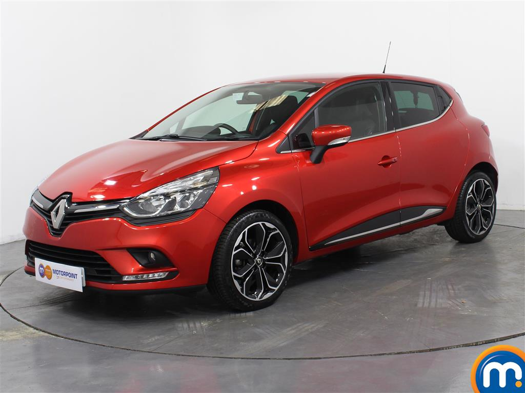 Renault Clio Iconic - Stock Number 1054475 Passenger side front corner