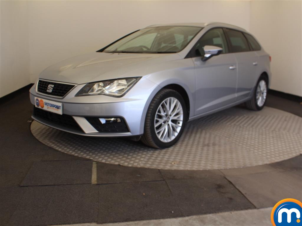 Seat Leon SE Dynamic Technology - Stock Number 1057383 Passenger side front corner