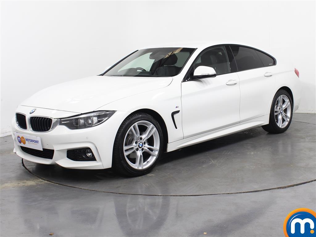 BMW 4 Series M Sport - Stock Number 1057978 Passenger side front corner