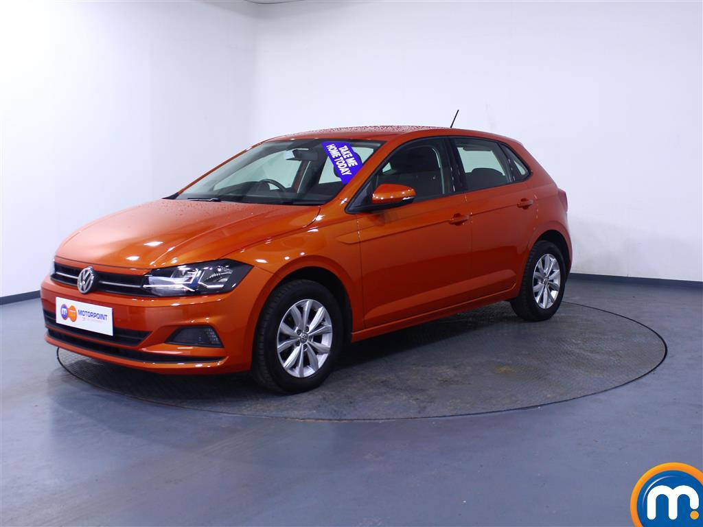 Volkswagen Polo SE - Stock Number 1058188 Passenger side front corner