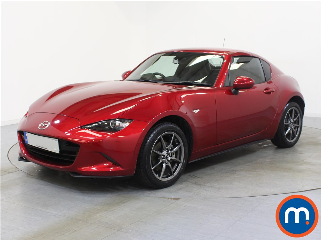 Mazda Mx-5 Sport Nav-Plus - Stock Number 1057527 Passenger side front corner