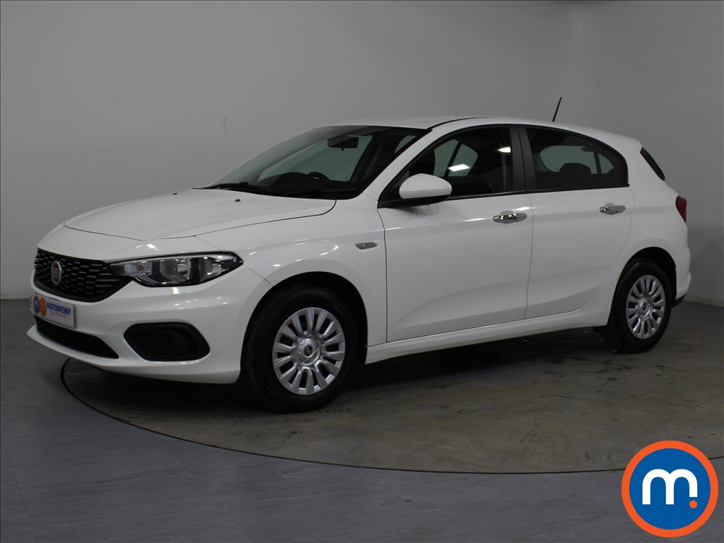 Fiat Tipo Easy - Stock Number 1056127 Passenger side front corner