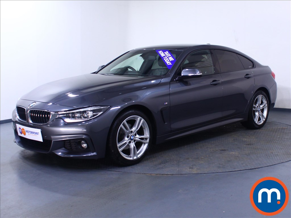 BMW 4 Series M Sport - Stock Number 1057963 Passenger side front corner