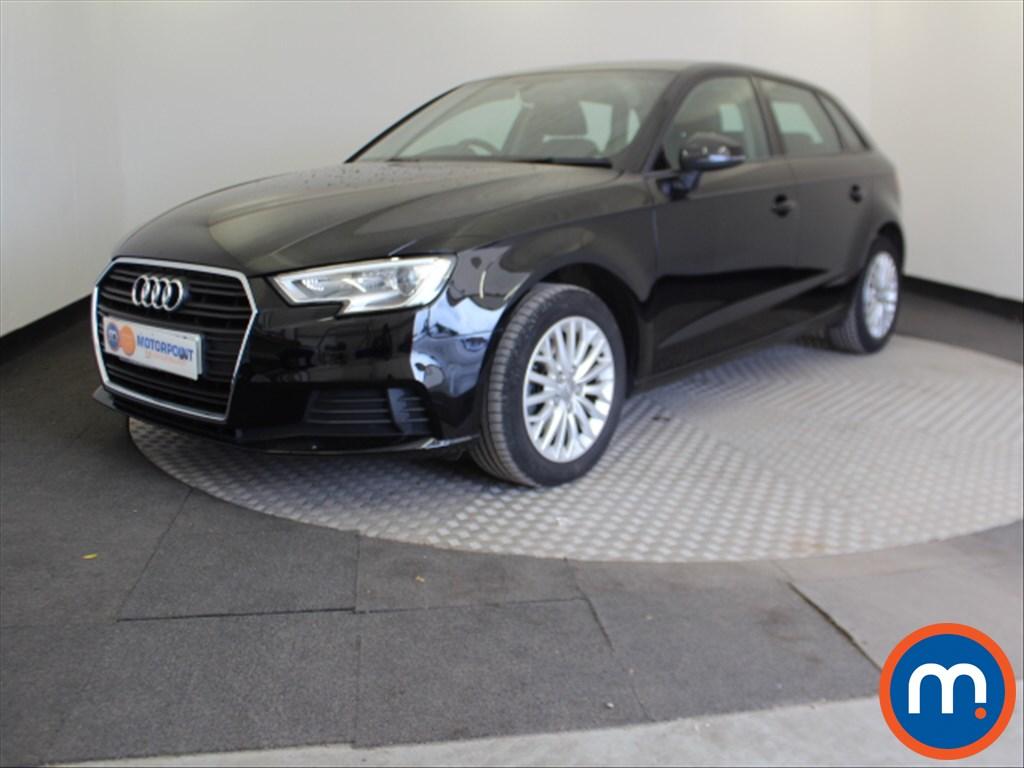 Audi A3 SE Technik - Stock Number 1057376 Passenger side front corner