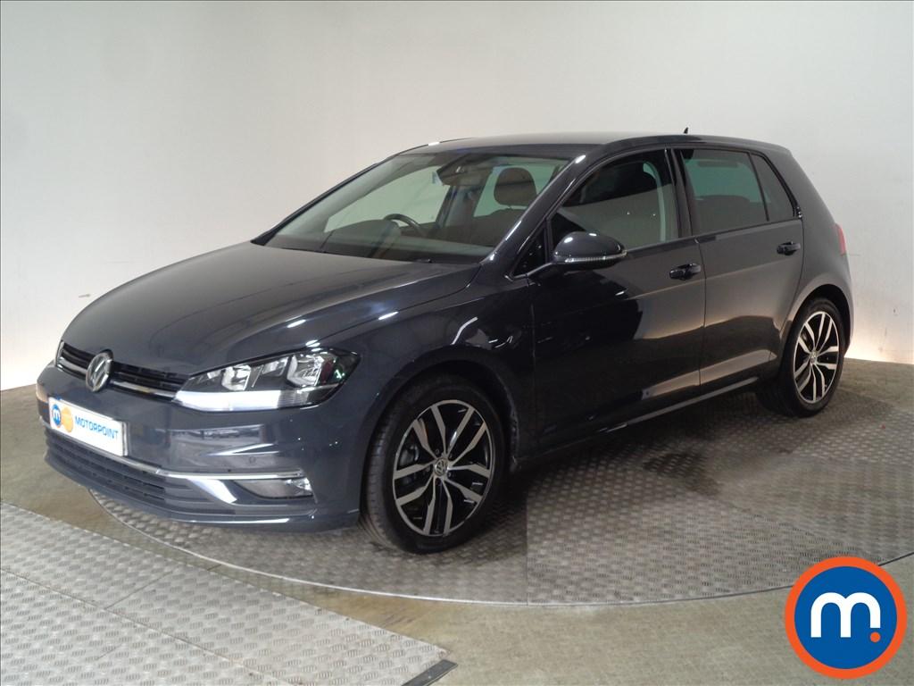 Volkswagen Golf GT - Stock Number 1053106 Passenger side front corner