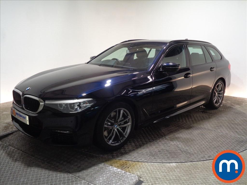 BMW 5 Series M Sport - Stock Number 1055875 Passenger side front corner