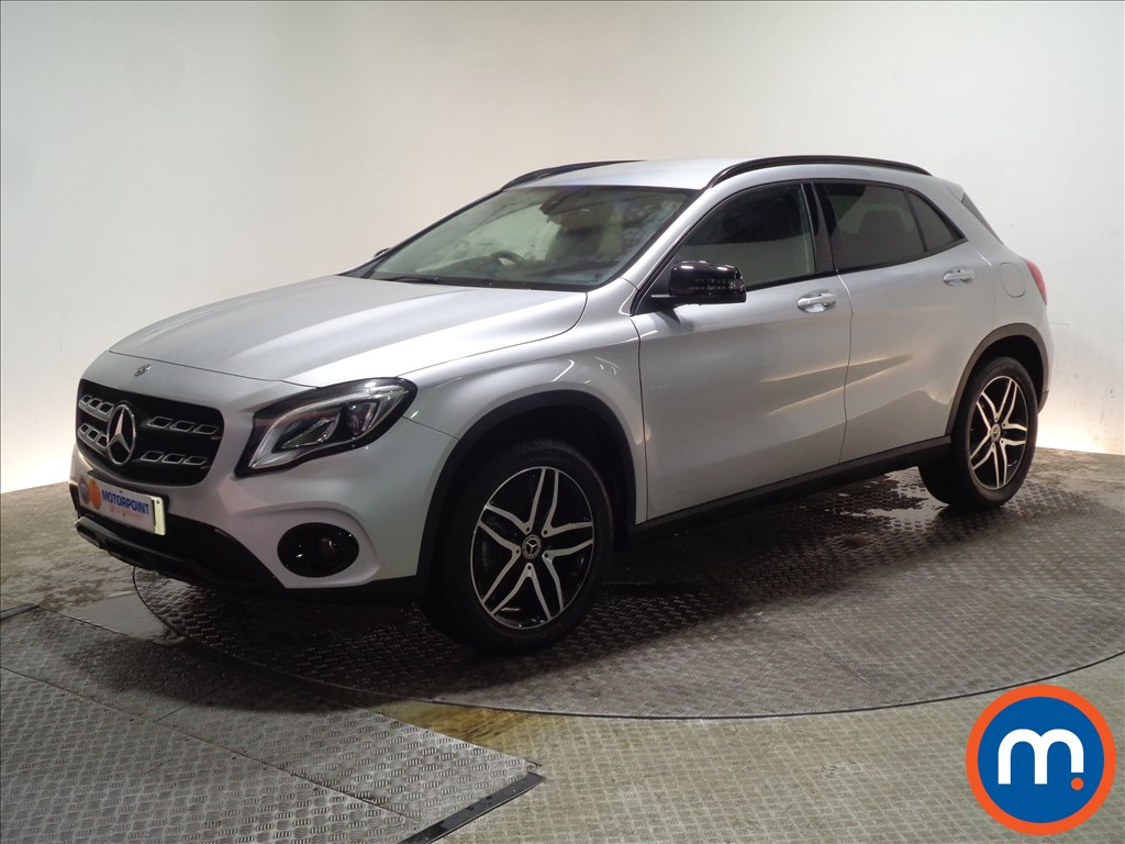 Mercedes-Benz Gla Class Urban Edition - Stock Number 1057118 Passenger side front corner