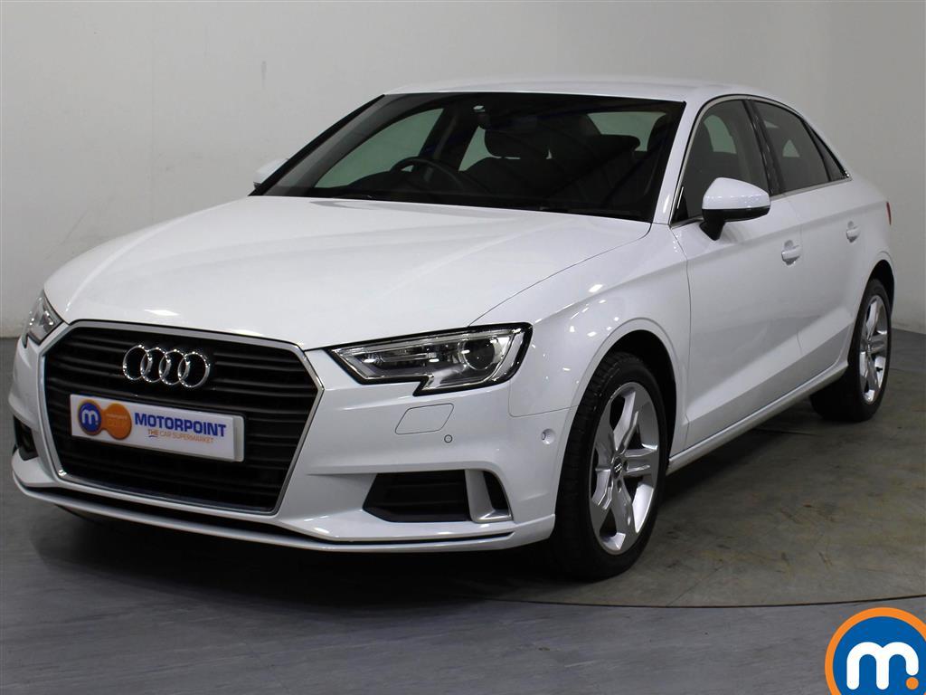 Audi A3 Sport - Stock Number 1057670 Passenger side front corner