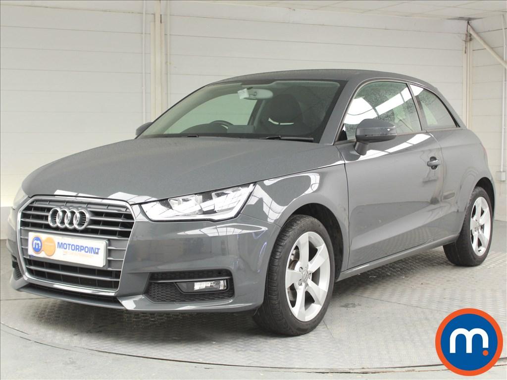 Audi A1 Sport Nav - Stock Number 1057892 Passenger side front corner