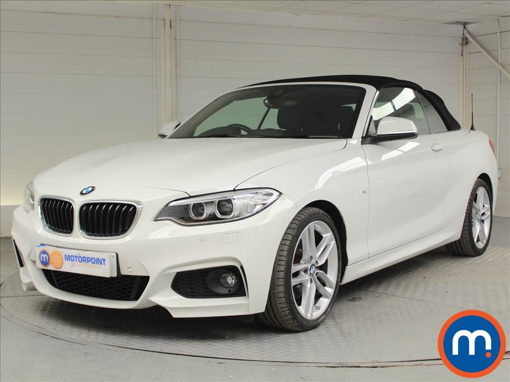 BMW 2 Series M Sport - Stock Number 1057915 Passenger side front corner