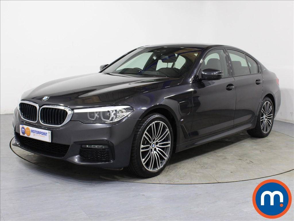BMW 5 Series M Sport - Stock Number 1053496 Passenger side front corner