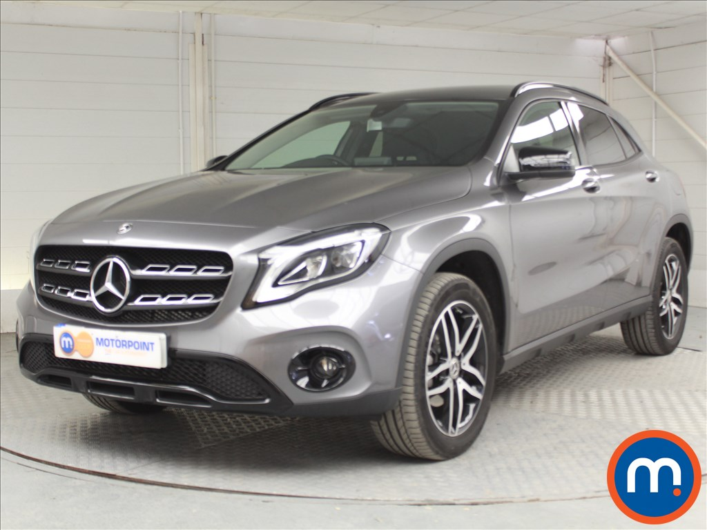 Mercedes-Benz Gla Class Urban Edition - Stock Number 1057771 Passenger side front corner