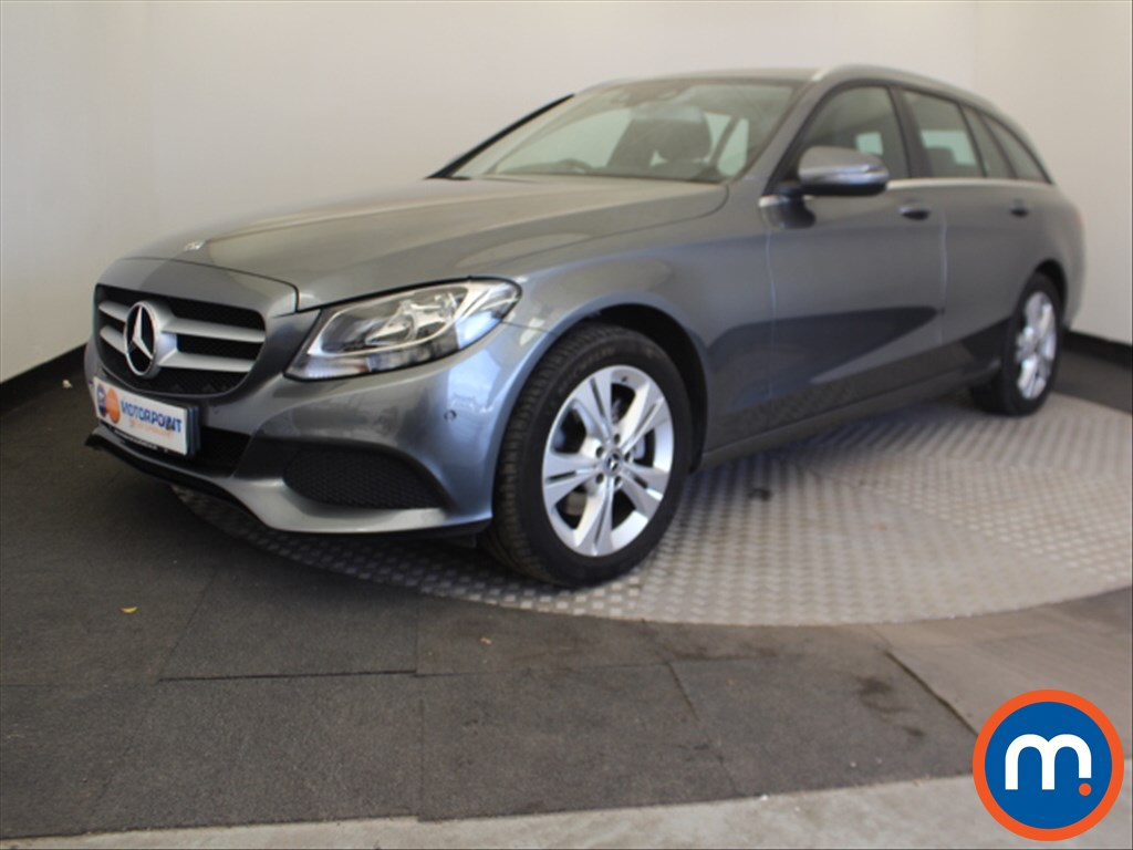 Mercedes-Benz C Class SE Executive Edition - Stock Number 1058494 Passenger side front corner