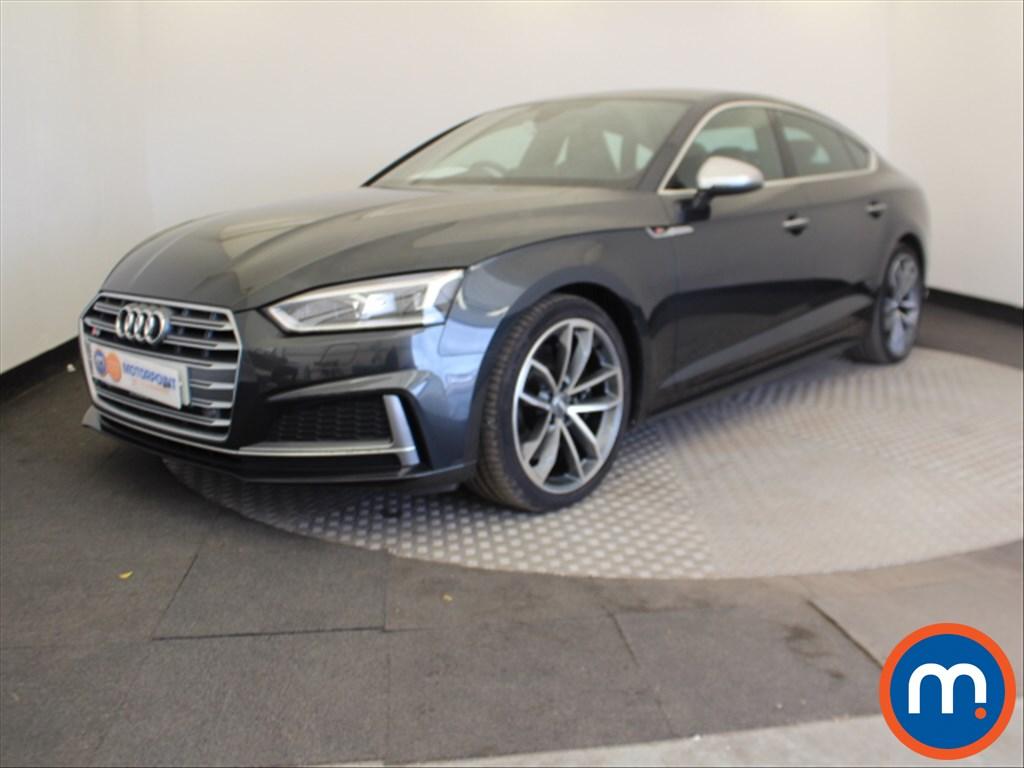 Audi A5 S5 - Stock Number 1057543 Passenger side front corner