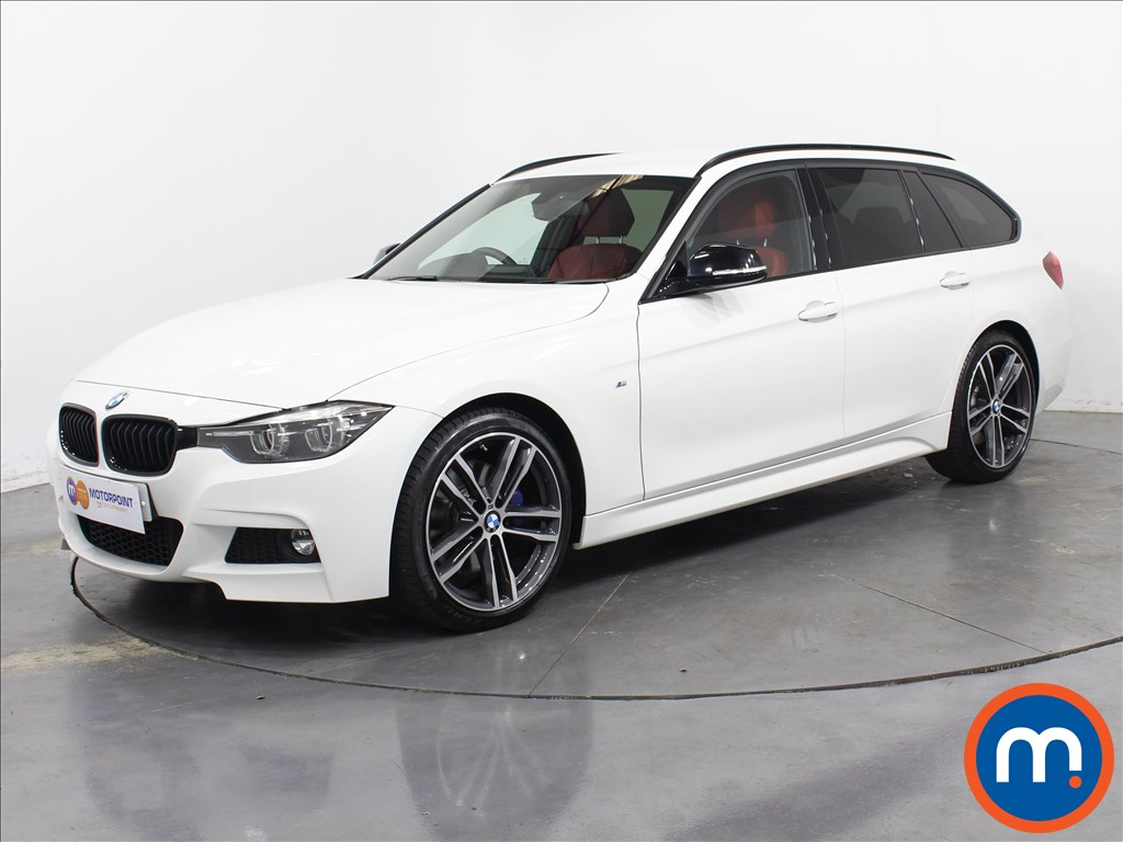 BMW 3 Series M Sport Shadow Edition - Stock Number 1057723 Passenger side front corner