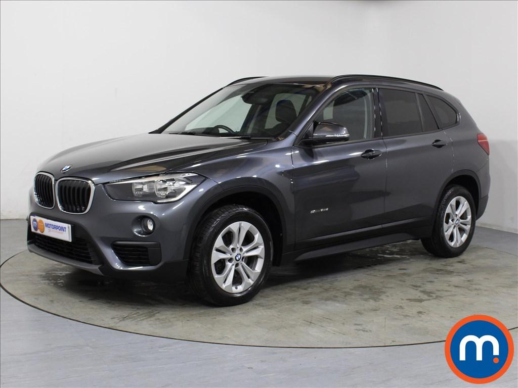 BMW X1 SE - Stock Number 1056752 Passenger side front corner