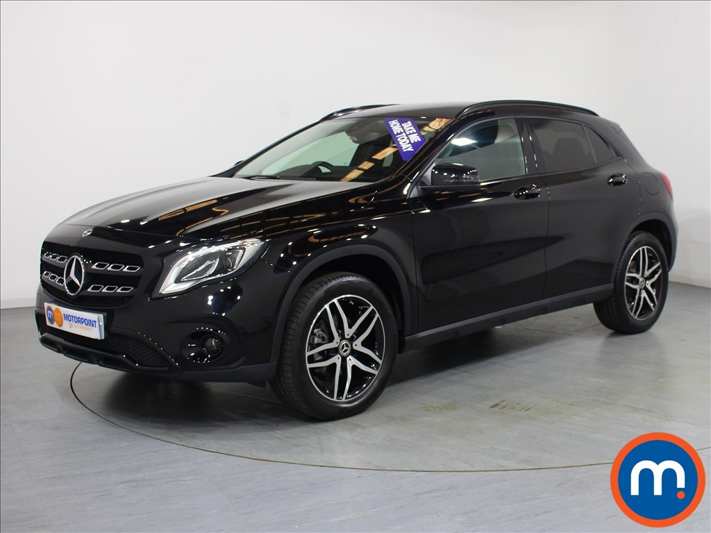 Mercedes-Benz Gla Class Urban Edition - Stock Number 1054883 Passenger side front corner