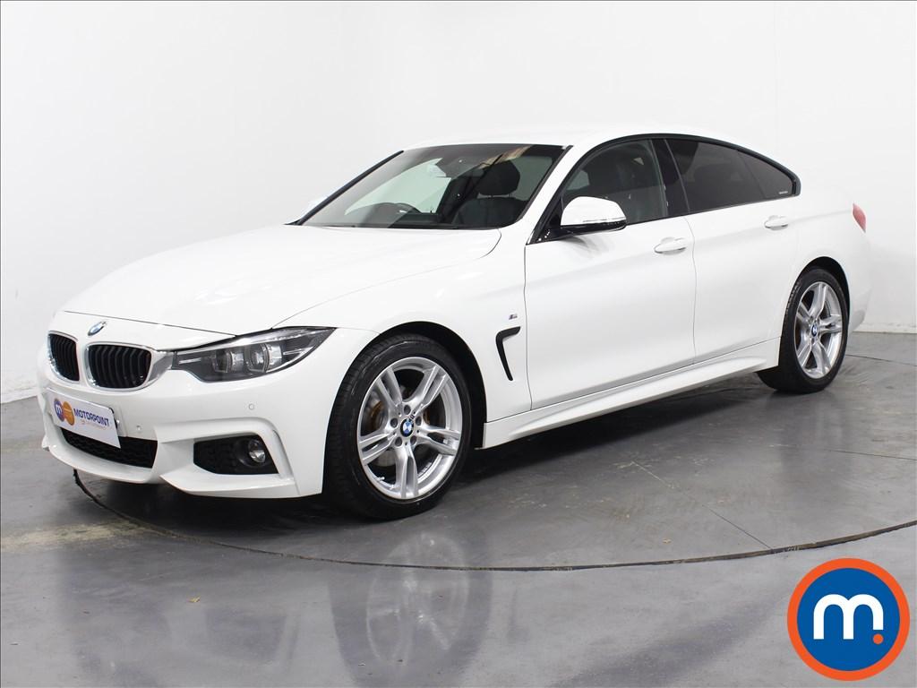 BMW 4 Series M Sport - Stock Number 1057976 Passenger side front corner