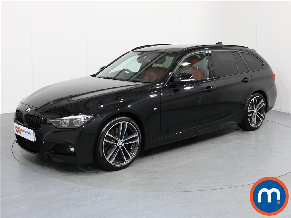 BMW 3 Series M Sport Shadow Edition - Stock Number 1057701 Passenger side front corner