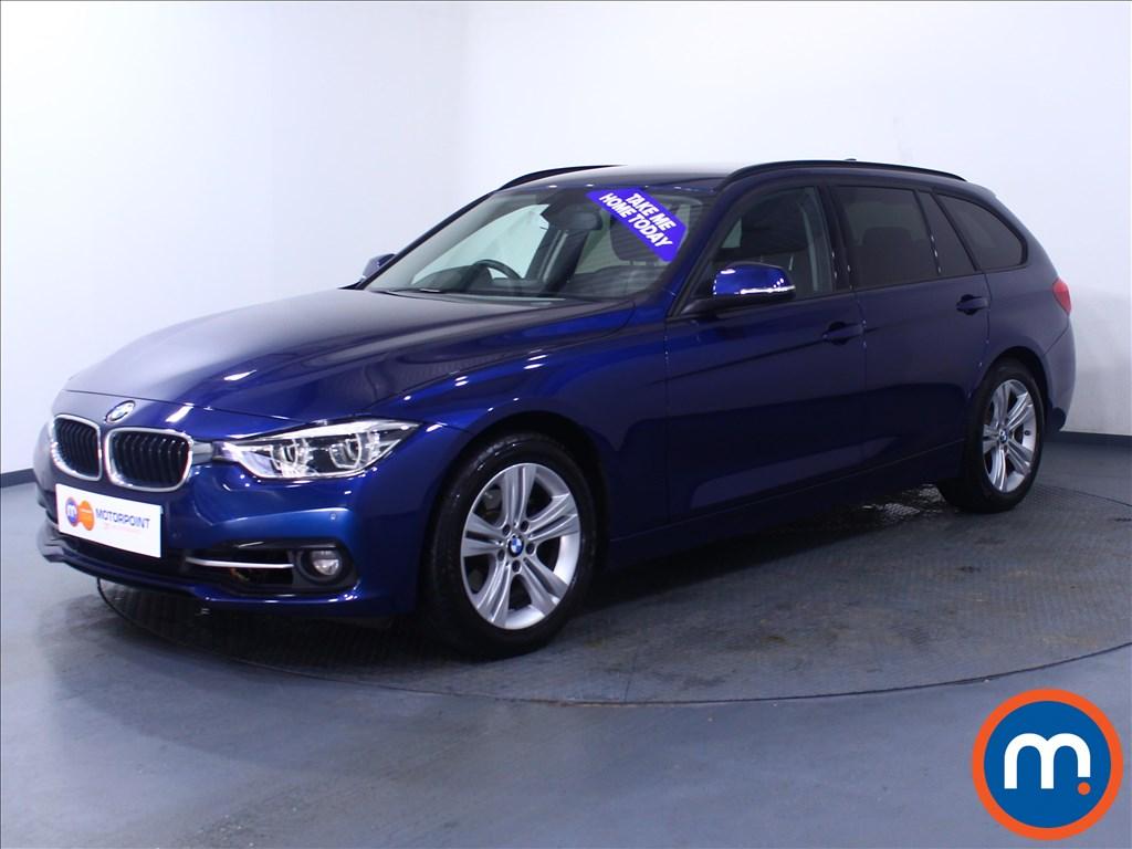 BMW 3 Series Sport - Stock Number 1053639 Passenger side front corner