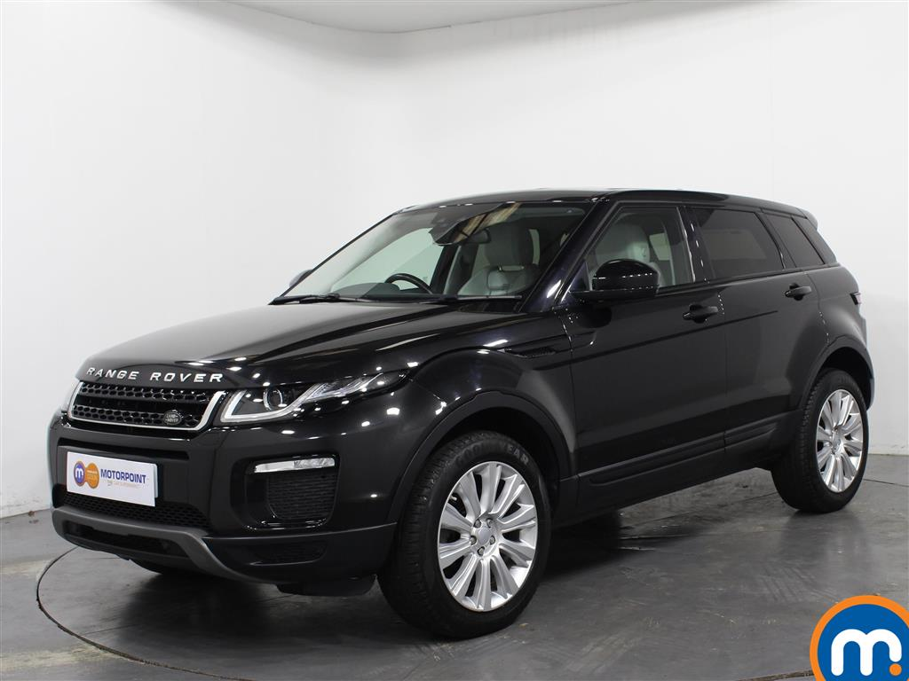 Land Rover Range Rover Evoque SE Tech - Stock Number 1058828 Passenger side front corner