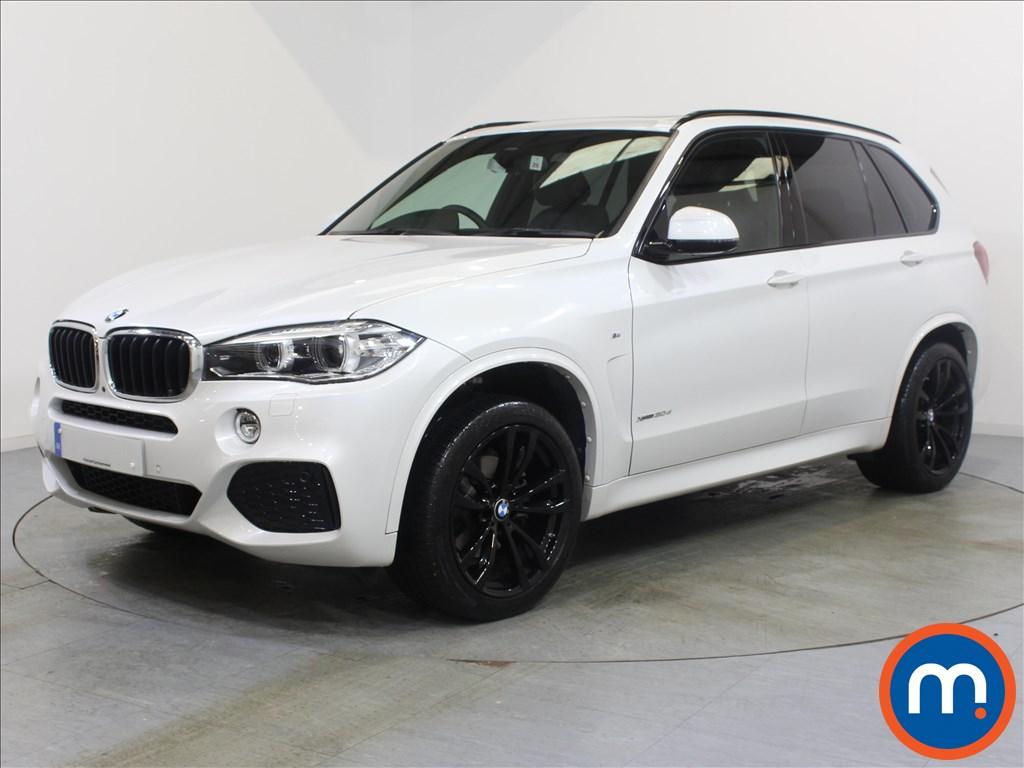 BMW X5 M Sport - Stock Number 1058149 Passenger side front corner