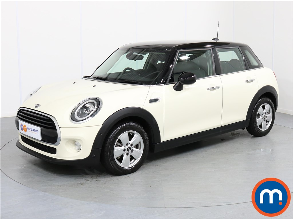 Mini Hatchback Cooper Classic - Stock Number 1055429 Passenger side front corner