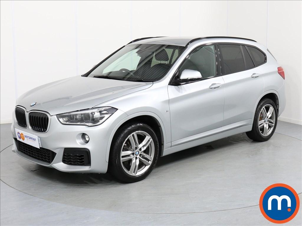BMW X1 M Sport - Stock Number 1052083 Passenger side front corner