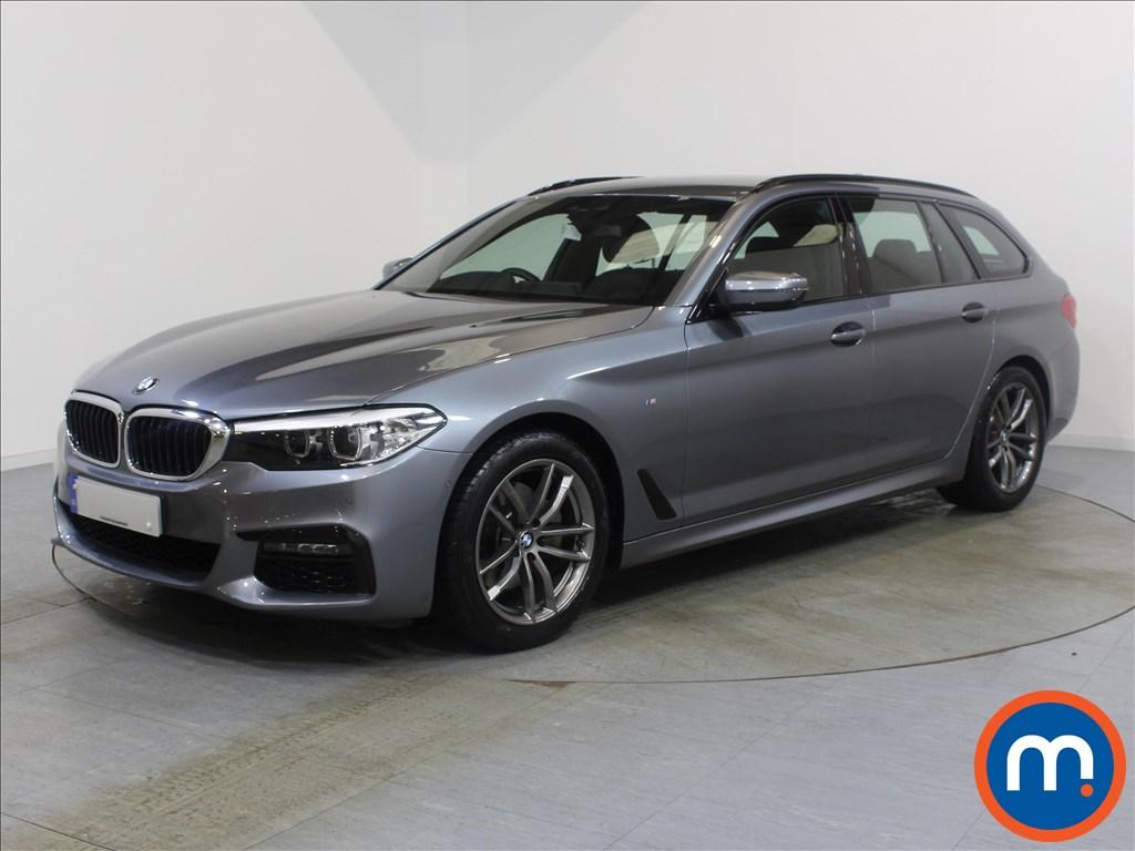 BMW 5 Series M Sport - Stock Number 1055879 Passenger side front corner