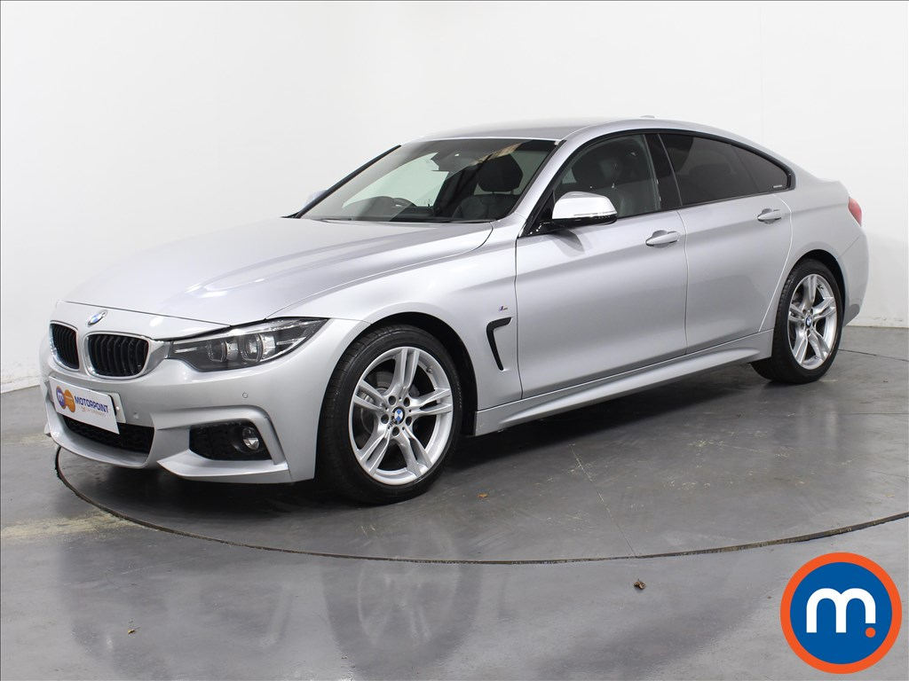 BMW 4 Series M Sport - Stock Number 1057982 Passenger side front corner
