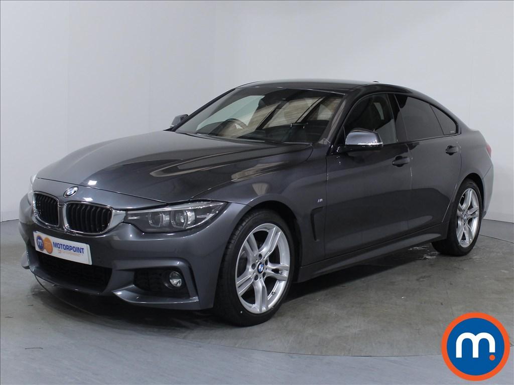 BMW 4 Series M Sport - Stock Number 1057949 Passenger side front corner