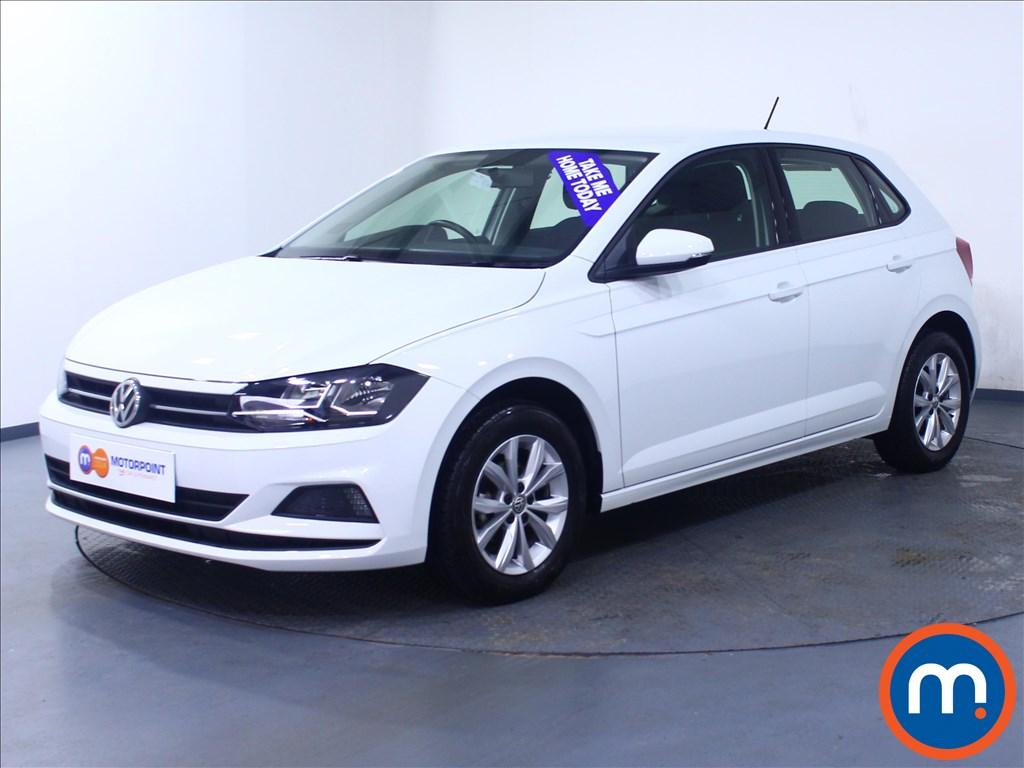 Volkswagen Polo SE - Stock Number 1059685 Passenger side front corner