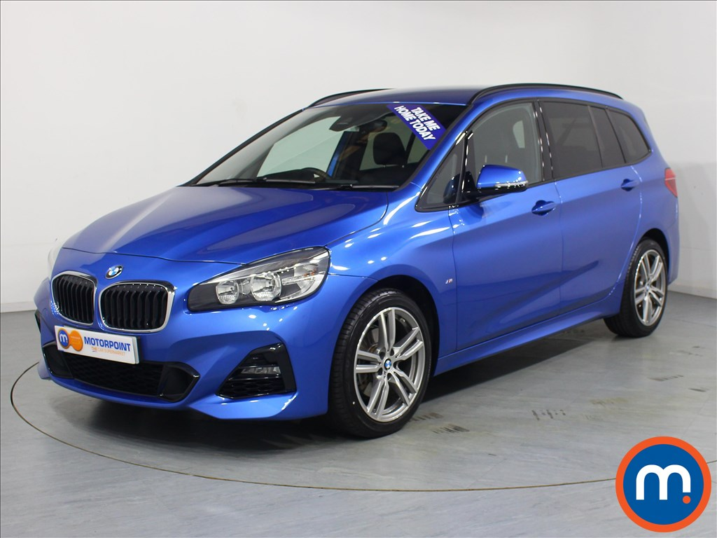 BMW 2 Series M Sport - Stock Number 1057954 Passenger side front corner