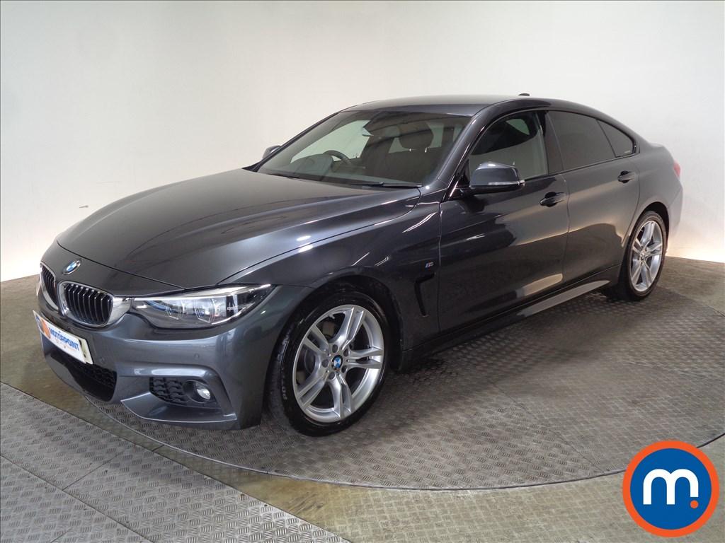 BMW 4 Series M Sport - Stock Number 1057972 Passenger side front corner