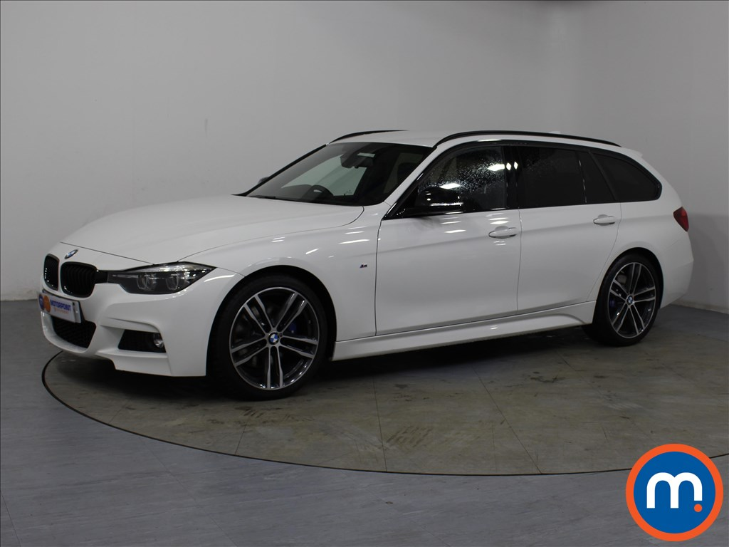 BMW 3 Series M Sport Shadow Edition - Stock Number 1054092 Passenger side front corner