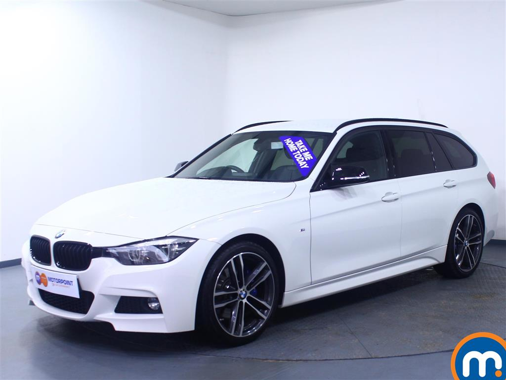 BMW 3 Series M Sport Shadow Edition - Stock Number 1057705 Passenger side front corner