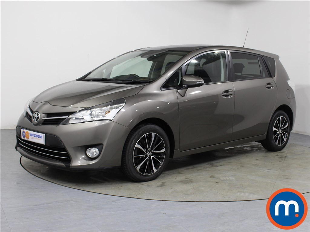 Toyota Verso Design - Stock Number 1051458 Passenger side front corner
