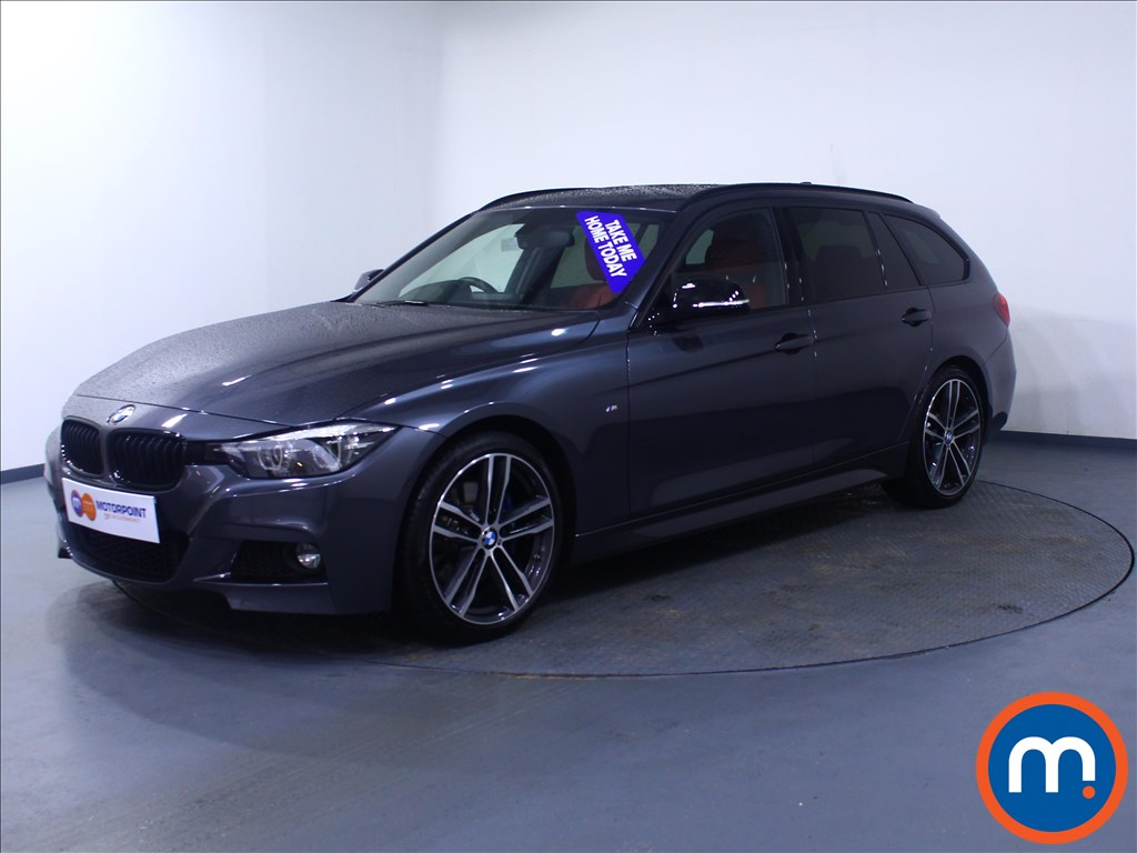 BMW 3 Series M Sport Shadow Edition - Stock Number 1057702 Passenger side front corner